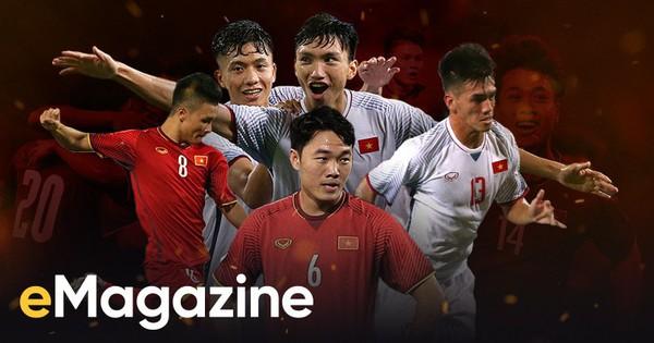 Chuyện một dân tộc yêu bóng đá: Chín mươi triệu nụ cười và mười một chàng trai sân cỏ