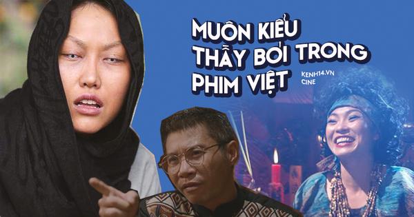 Muôn kiểu thầy bói trong phim Việt: Số 1 khiến Thái
