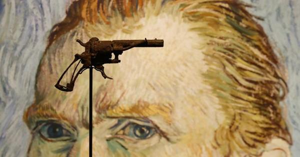 Khẩu súng Van Gogh dùng để tự sát được bán với giá 162.500 euro