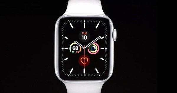 Apple Watch Series 5: Màn hình always-on, thêm la bàn, lựa chọn vỏ ngoài bằng titan, giá 399 USD