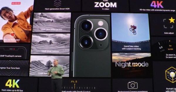 Dù đi sau nhưng khả năng chụp đêm của iPhone 11 Pro xuất sắc hơn cả ''tiền bối''