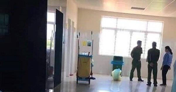 Phát hiện thi thể trẻ sơ sinh trong thùng rác bệnh viện ở Quảng Ninh