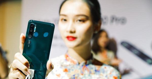 Smartphone chụp ảnh 108 MP của Xiaomi đã về Việt Nam, giá từ 12,99 triệu đồng