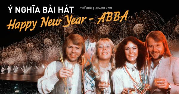 Đằng sau bài hát ''Happy New Year'' được bật lên trong khoảnh khắc giao thừa là câu chuyện đau buồn và đầy suy tư mà ít ai biết