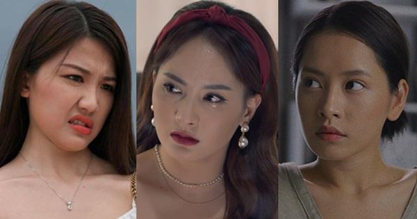 """3 nàng tiểu tam """"ngộ nghĩnh"""" nhất trên màn ảnh Việt: Từ ma nữ """"Tuesday"""" đến em gái hai hệ"""