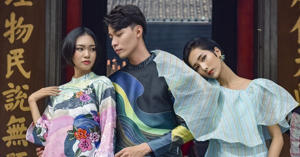 Dàn thí sinh ''Vietnam''s Next Top Model'' mùa 9 ấn tượng trong shoot hình Tết 2020!