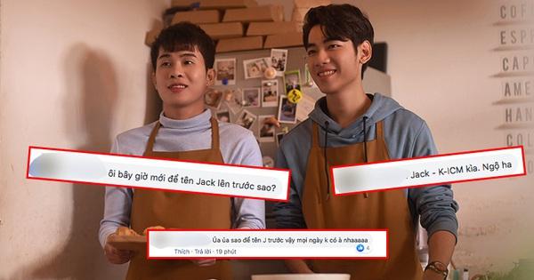 Netizen tinh ý nhận ra mẹ nuôi lần đầu đặt tên Jack lên trước K-ICM, tiếp tục mỉa mai tiêu cực trước chia sẻ mới!