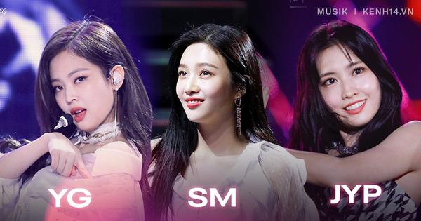 So kè Tý-line của dàn girlgroup Big 3: Jennie (BLACKPINK) rap cực đỉnh, Momo (TWICE) là cỗ máy nhảy, liệu Joy (Red Velvet) có lép vế?