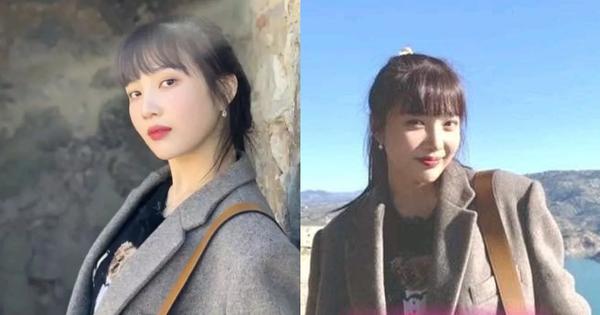 Joy (Red Velvet) qua ống kính xuất thần của ''sao chổi K-Pop'' Park Myung Soo: Netizen kinh ngạc vì không khác gì nhiếp ảnh gia