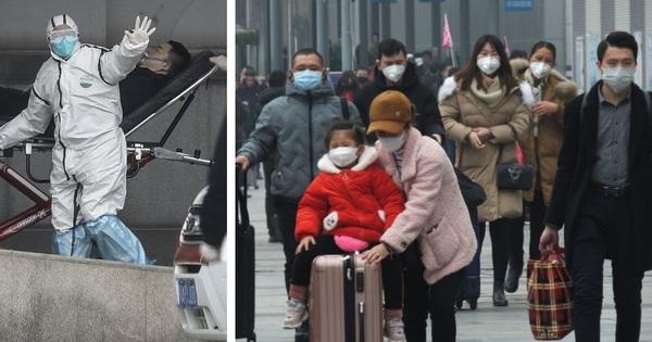 Virus Corona Trung Quốc nghi ngờ xuất hiện tại Việt Nam: Đây là cách để bạn bảo vệ chính mình theo khuyến cáo của WHO