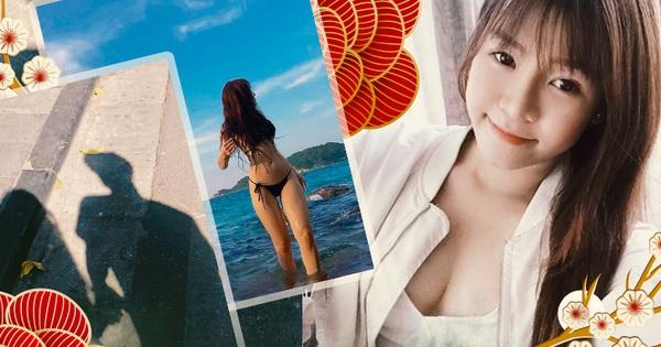 """Mùng 2 cắn hạt dưa """"tám'' chuyện yêu đương với Yến Xuân - bạn gái Lâm Tây: Tôi không tìm người bao bọc, tôi cần anh cảm thông với mình"""