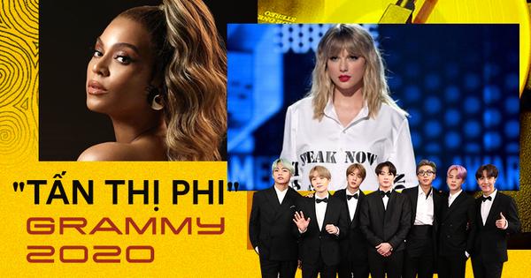 Sát giờ G, Grammy 2020 nhận cả rổ ''phốt'': Taylor Swift đến vợ chồng Beyoncé và Jay-Z ''cạch mặt'', phân biệt đối xử BTS, bị người trong cuộc bóc mẽ!