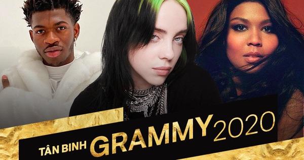 Billie Eilish, Lizzo hay Lil Nas X sẽ là tân binh chiến thắng tại Grammy 2020 sau khi đã ''oanh tạc'' làng nhạc thế giới suốt 1 năm vừa qua?