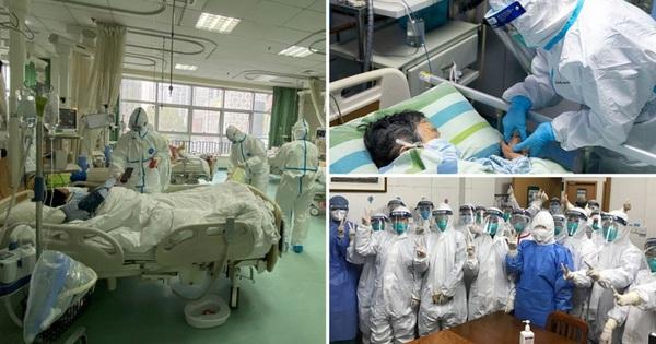 Tết Nguyên Đán trong bệnh viện Vũ Hán: Các y bác sĩ ngày đêm chiến đấu hết mình để ngăn sự bùng phát của virus corona