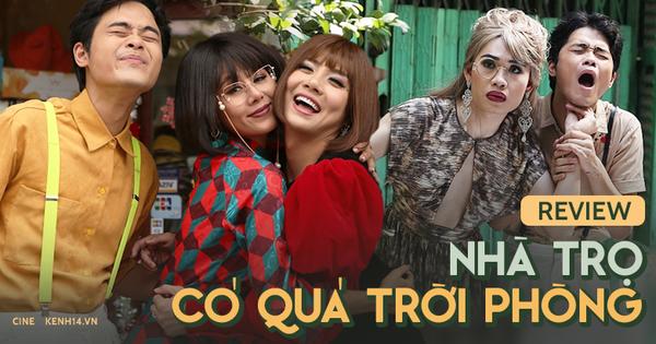 Review ''Nhà Trọ Có Quá Trời Phòng'': Web drama duyên dáng nhất của Nam Thư, dàn cast máu mặt vừa nhìn đã choáng