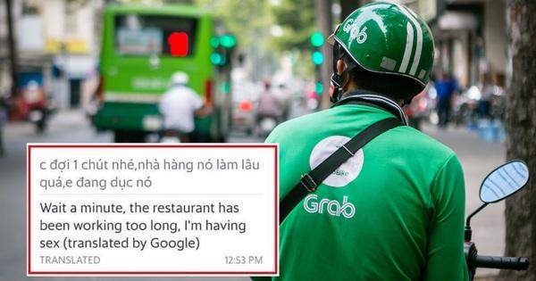 """Nhắn tin sai chính tả lại kết hợp cùng Google dịch, những tài xế công nghệ khiến du khách """"sợ xanh mặt"""" với loạt hiểu lầm khó đỡ"""
