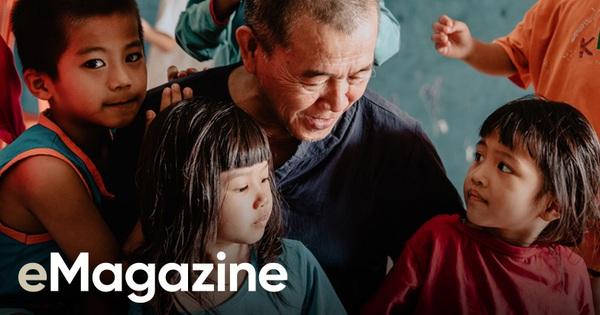 Người cha kỳ lạ ở Sài Gòn: Đổi 100 tỷ để mua đại dương yêu thương cho trẻ có hoàn cảnh đặc biệt