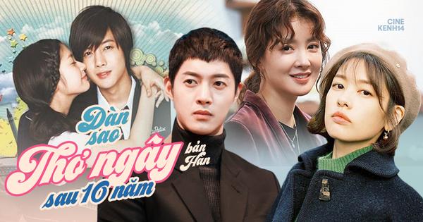 Dàn sao Thơ Ngây sau 10 năm: Kim Hyun Joong ''toang'' vì phốt bạo hành, Jung So Min ngậm ngùi chia tay idol xịn
