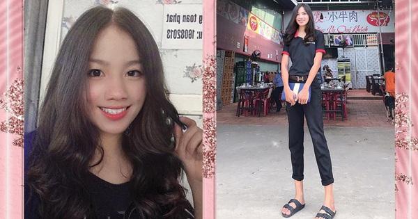 An Nguy của Hoa hậu Chuyển giới Việt Nam dự thi với bức ảnh chân dài không hề ''giả trân''