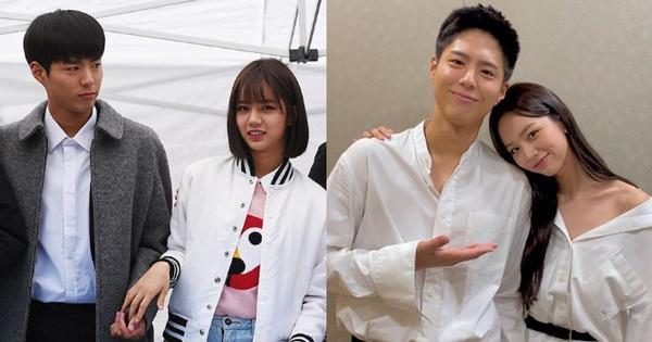 Cặp đôi Reply 1988 tái ngộ, netizen ''đào'' lại khoảnh khắc Hyeri tình tứ với Park Bo Gum trước mặt bạn trai ''xịn'' Ryu Jun Yeol
