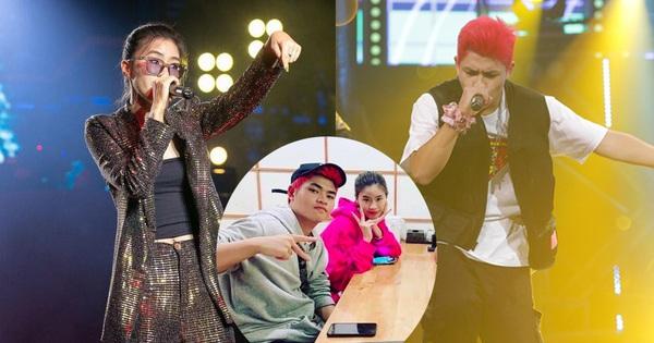 Không phải ICD, nhân vật mà Pháo (King Of Rap) đang hẹn hò là Tez - thí sinh Rap Việt?