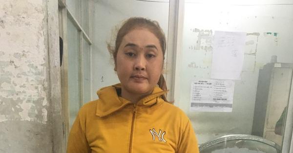 Bắt người phụ nữ dùng vàng ''dỏm'' để đi cầm cố tiệm vàng, lừa đảo hàng trăm triệu đồng ở Sài Gòn