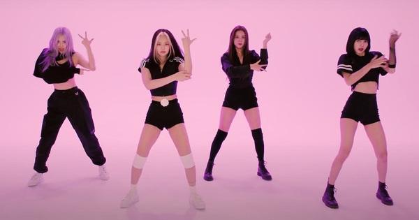 BLACKPINK có video tập nhảy siêu ''ngang ngược'': View 24 giờ cao hơn MV mới của TWICE, lượt xem hàng ngày cho Ice Cream ''ngửi khói''
