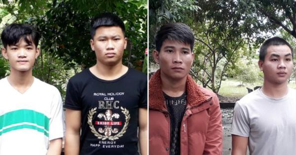 Bắt giữ ổ nhóm thực hiện hơn 30 vụ trộm cắp, cướp tài sản liên huyện ở Nghệ An