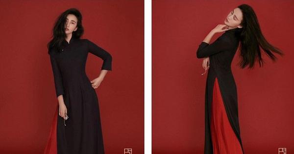 Netizen dậy sóng khi thấy nhiếp ảnh gia Trung Quốc ngang nhiên biến áo dài Việt Nam thành thiết kế của mình