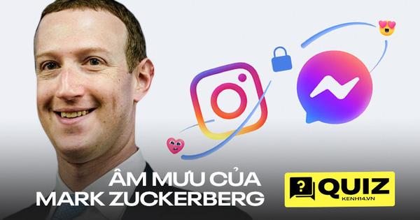 Quiz: Bạn có biết ''âm mưu'' ẩn giấu  đằng sau việc Instagram về chung một nhà với Messenger?