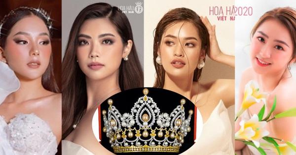 Chính thức lộ diện vương miện quyền lực của Hoa hậu Việt Nam 2020, lần đầu tiên trong lịch sử Á hậu cũng có phần