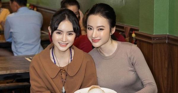 Lột xác giản dị sau nhiều năm lồng lộn, nhan sắc Angela Phương Trinh và em gái bất ngờ được tôn lên rõ rệt