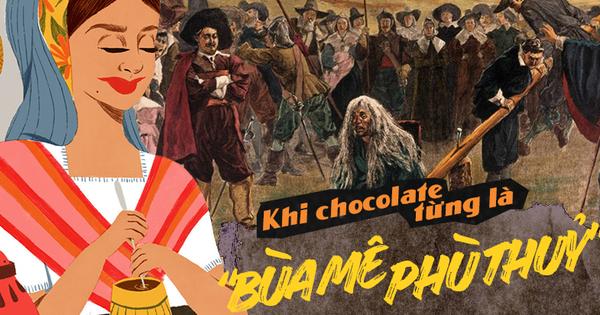 Thời kỳ ''đen tối'' của chocolate: Từng được dùng làm ''mê dược'' khống chế đàn ông và là minh chứng cho nạn phân biệt chủng tộc