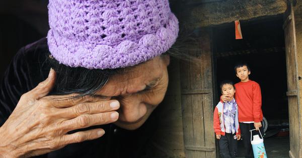 Điều ước nhỏ nhoi của 2 cậu bé mồ côi cha mẹ và những nỗi đau xé lòng của người bà già yếu