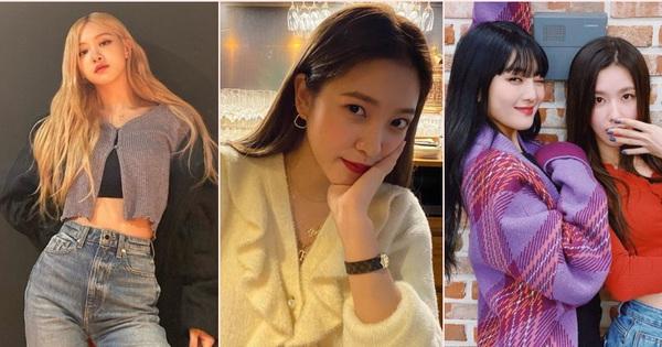 Tăm tia loạt cardigan đang được sao Hàn lăng xê: Mẫu nào cũng xinh xắn trendy, giá cả lại bình dân ai cũng mua theo được