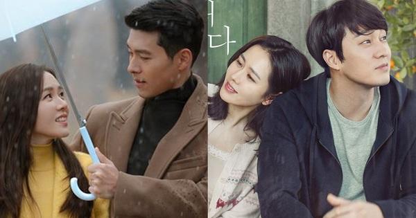 Đến Crash Landing On You, Son Ye Jin vẫn xài ''chiêu cũ'': Crush nào muốn chị đổ cũng phải tranh thủ tán dưới cơn mưa