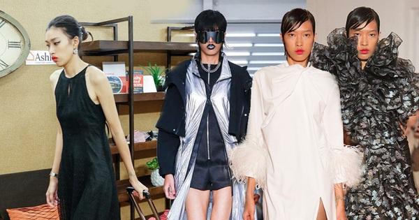 """Bị loại đầu tiên, em út """"Vietnam's Next Top Model: All Stars"""" đã chứng minh ban giám khảo sai lầm khi trúng đến 4 show tại Luân Đôn"""
