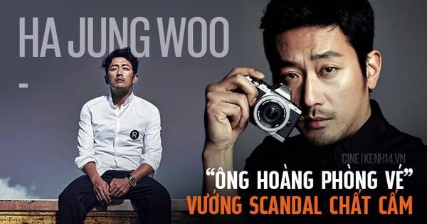 Ha Jung Woo - ''Ông hoàng phòng vé trẻ nhất lịch sử Hàn Quốc'' sụp đổ hình tượng vì bê bối chất cấm