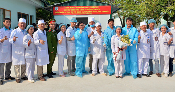 Tất cả 16 bệnh nhân nhiễm COVID-19 ở Việt Nam đã được điều trị khỏi