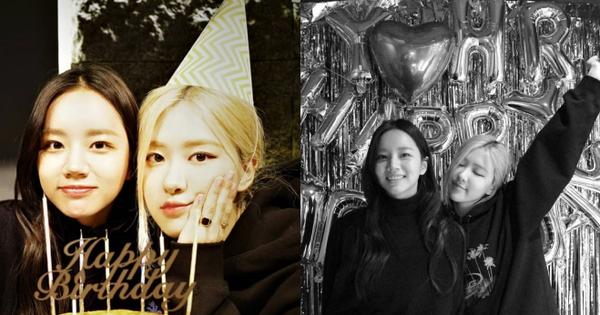 Loạt ảnh sinh nhật cực hot của Rosé (BLACKPINK) - Hyeri (Girl''s Day): Đôi bạn thân mỹ nhân của Kpop, khung hình nào cũng xinh ngỡ ngàng