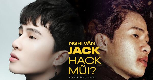 """Jack vướng nghi vấn """"hack"""" mũi, netizen lại tranh thủ mỉa mai cực mạnh: Lúc trước có """"thù"""" với make up thôi!"""