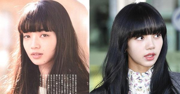 Nhuộm tóc đen, cắt mái bằng, Lisa ''bắt lú'' netizen vì quá giống tình tin đồn của G-Dragon