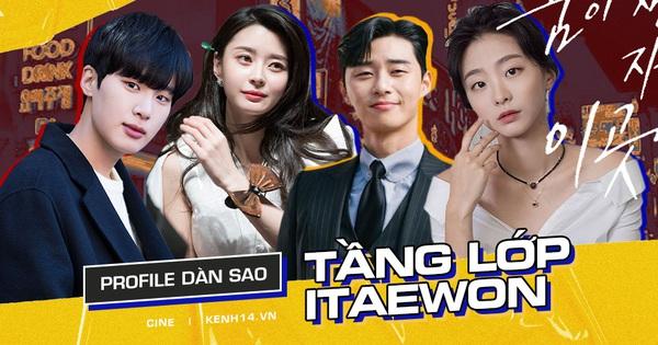 Dàn cast cực phẩm Tầng Lớp Itaewon: Nữ phụ là ''crush tin đồn'' của Lee Jong Suk, đội nam thần 6 múi chuẩn ''tình cũ'' Park Min Young?