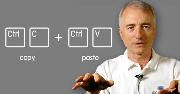 Cha đẻ của ''copy paste'' huyền thoại vừa qua đời: Đặt nền móng đầu tiên cho thế giới, đến Steve Jobs cũng nể phục