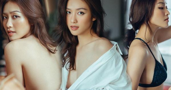 Lần đầu thấy Khả Ngân hở bạo đến thế: Từ khoe nội y đến ''thả rông'', bán nude đều đủ cả!