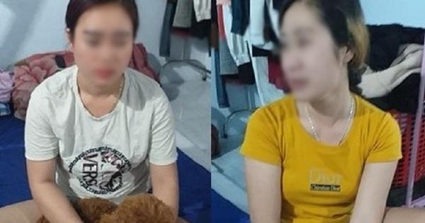 ''Tú bà'' mang thai vẫn cùng các ''kiều nữ'' bán dâm trong tiệm hớt tóc trá hình
