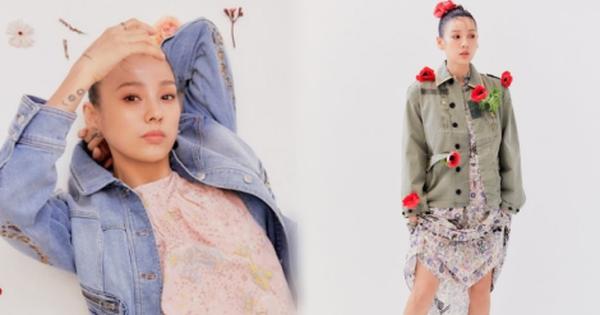 Nữ hoàng sexy Lee Hyori lâu lắm mới tung bộ bộ ảnh...