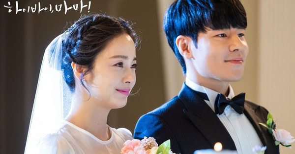 """Kim Tae Hee xinh ngất ngây khi một lần nữa mặc váy cưới nhưng chắc không thể sánh bằng lúc làm cô dâu """"xịn"""" bên Bi Rain"""
