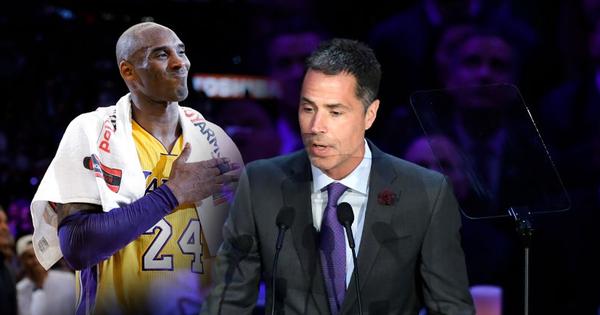 CEO của Los Angeles Lakers chia sẻ về những dòng tin nhắn sau cùng của Kobe Bryant, khiến nhiều khán giả bật khóc vì xúc động