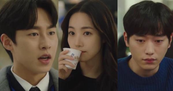 Preview tập 2 Trời Đẹp Em Sẽ Đến: Trai đẹp Extraordinary You nhập hội ''crush'' Park Min Young, Seo Kang Joon nói mớ cũng gây sốt điên đảo